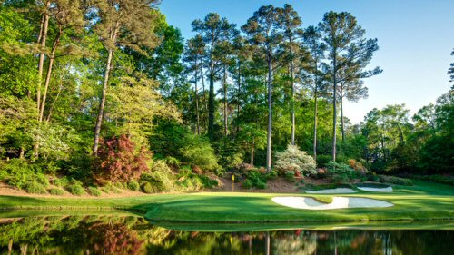 The 12th @ Augusta